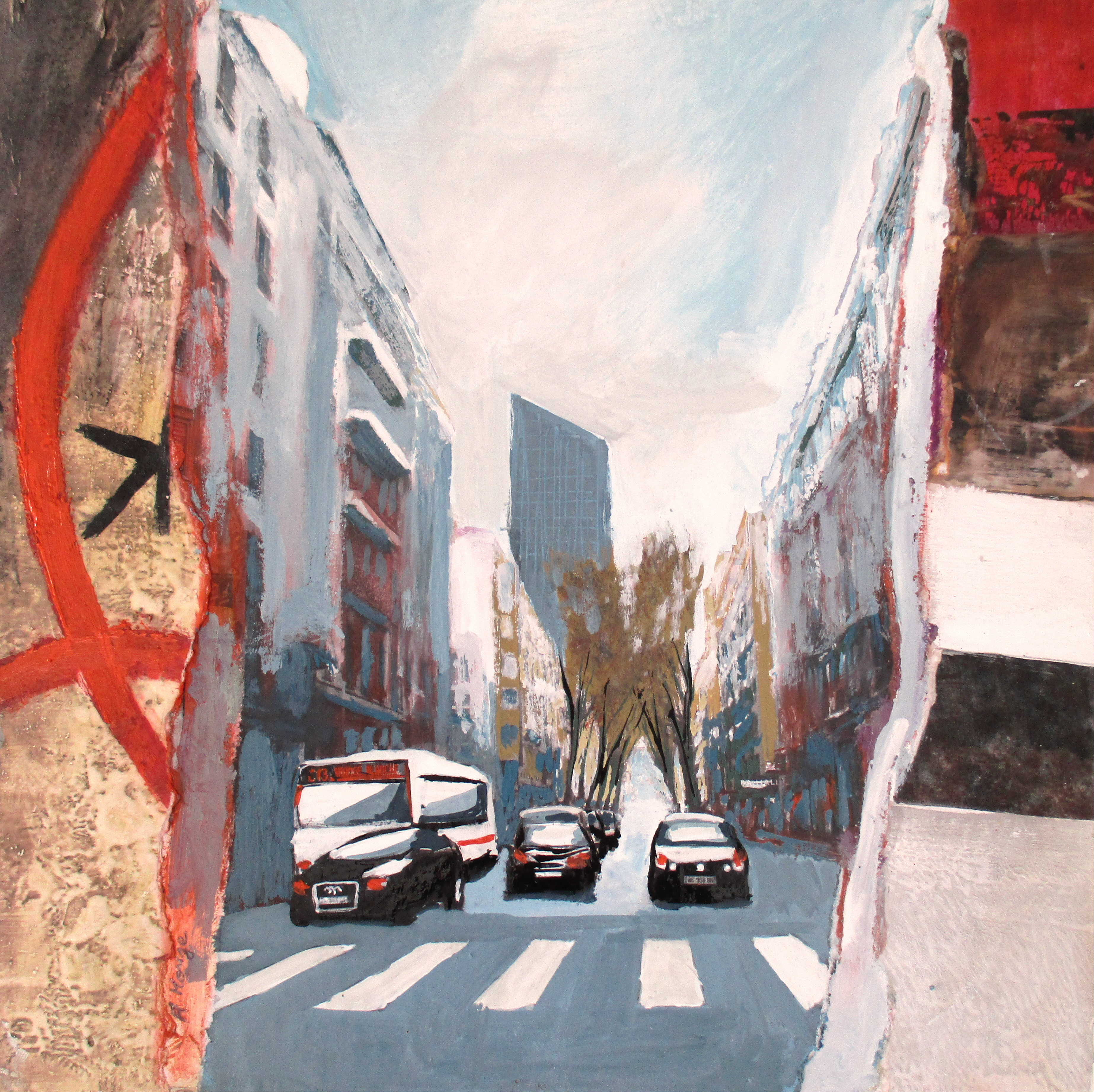 Cours Lafayette 2 30X30